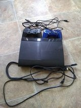 PS3 with controllers in Oceanside, California