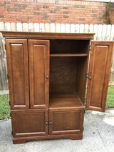 Entertainment/ TV Cabinet in Spring, Texas