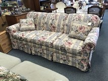 Floral Print Sofa in Naperville, Illinois