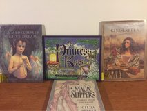 Fairy tales hardcovers lot of children books in Morris, Illinois