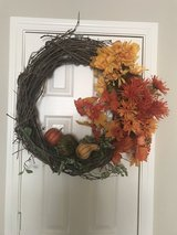 Fall Wreath in Pasadena, Texas