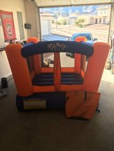 Bounce house in El Paso, Texas