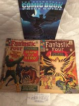 Comics: Fantastic Four #32 & 58 in Warner Robins, Georgia