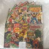 Comics: Fantastic Four #58-165* in Warner Robins, Georgia