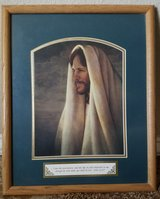 Jesus~Framed Picture in Barstow, California