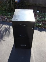 TWO DRAWER FILE CABINET in Plainfield, Illinois