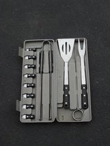 12 PC. BAR-B-Q TOOL SET / CASE in Yorkville, Illinois