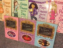 Lot of 7 chapter books for girls Perfectly Princess-The Princess School in Naperville, Illinois
