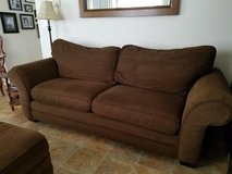 Couch with matching oversized chair and ottoman in Vista, California
