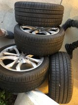 Tires and Wheels Whatapps me  +15163062799 in Misawa AB, Japan