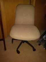 desk chair tan and black in Ramstein, Germany