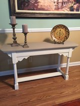 Entry table/ sofa table in Fort Campbell, Kentucky