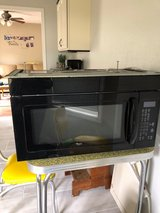 Over Range Microwave in Fort Leonard Wood, Missouri