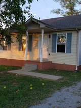 Nice single House. 3 Beds 1 1/2 bathrooms. in Hopkinsville, Kentucky