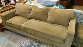 Plush Fabric Sofa in Kansas City, Missouri