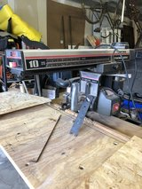 """10"""" radial arm saw in Orland Park, Illinois"""