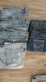Cinch Jeans lot, size 38x34 (Qty. 6) in Conroe, Texas