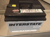 Brand new car battery in Ramstein, Germany