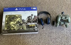 PS4 WWII Limited Edition 1TB in Pleasant View, Tennessee