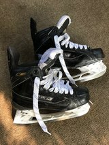Hockey Skates - Bauer in Lockport, Illinois