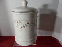 Winterberry 1.5 Qt Canister Brand New in Naperville, Illinois