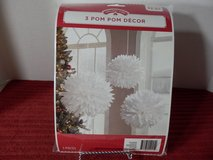 Pom Pom Decorations B.N. in Naperville, Illinois