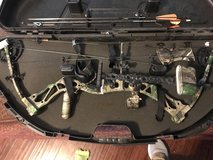 Bowtech Sniper Bow with hard case in Liberty, Texas