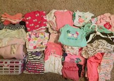 Newborn to 3 baby girl summer over 60 items in Fort Campbell, Kentucky