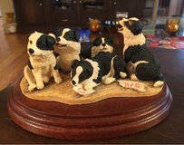 Collie Puppies Figurine in Bolingbrook, Illinois