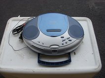 AUDIOPHASE COMPACT DISC PLAYER / AM/FM RADIO in Naperville, Illinois