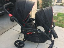 Contours elite double stroller in Oceanside, California