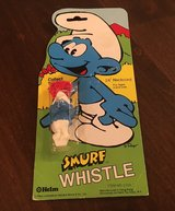 Vintage Smurf Whistle in Naperville, Illinois