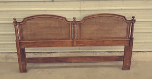 REDUCED king headboard in Peoria, Illinois
