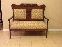 Settee with matching rocking chair in Kingwood, Texas