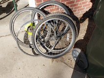 26 Inch Bicycle Tires And Rims! in Macon, Georgia