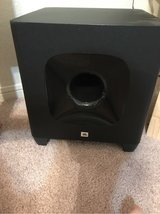 Sub woofer plus sound bar in Fort Hood, Texas