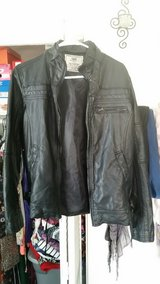 Women's Faux Leather Jacket in Vacaville, California