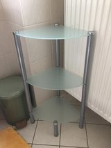 Glass bathroom (or where you prefer it to be) corner unit in Spangdahlem, Germany