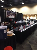 Work festivals in my booth in Naperville, Illinois