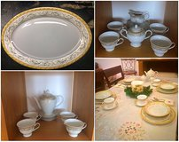 (47 pcs) Dinnerware set for 8 in Stuttgart, GE