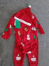 Brand New Christmas Outfit Size: 62, (2 Month) in Ramstein, Germany