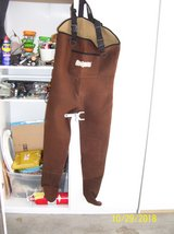 Hodgeman Waders Large -- in Nellis AFB, Nevada