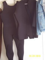 3 Piece Farmer John Style Wet Suit  7MM Size is Large Tall in Nellis AFB, Nevada