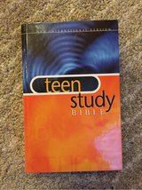 Teen Study Bible in Ramstein, Germany