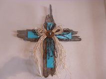 Handcrafted Rustic Cross in Alamogordo, New Mexico