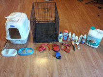 Kennel and pet supplies in DeRidder, Louisiana
