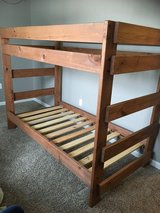 Bunk bed in Clarksville, Tennessee