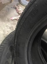 Set of 16inch goodyear tires like new in Fort Campbell, Kentucky