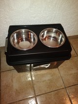 pet bowls with storage in Ramstein, Germany