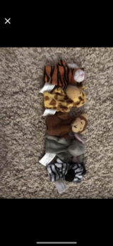 Animal Finger Puppets in Glendale Heights, Illinois